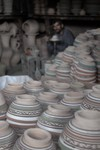 Local pottery, Fez